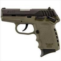 SCCY CPX-1 9MM FDE/BLACK SLIDE