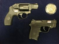 Smith & Wesson First Edition Bodyguards Pair 38Spl & 380Auto