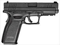 "( AT COST ) SPRINGFIELD ARMORY  XD® ESSENTIAL   XD9101HC  4"" BARREL   9mm    16 RND"