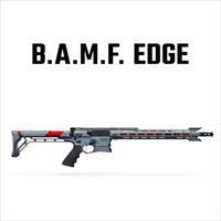 "COBALT KINETICS B.A.M.F. EDGE .223 WILDE 16"" BARREL SLATE/RED --- CALL FOR SPECIAL PRICING!!"