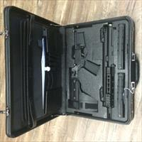 PRIMARY WEAPONS SYSTEMS M107PA1B PISTOL W/ SIG BRACE AND BRIEFCASE