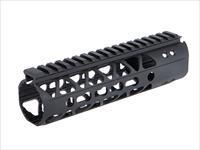 "Rainier Arms Force 7"" Free Float Hand Guard Keymod Black"