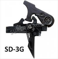 GEISSELE Super Dynamic 3-GUN (SD-3G) Trigger Brand New