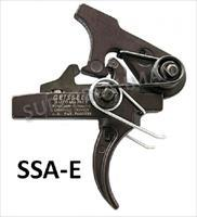 GEISSELE SUPER SEMI-AUTOMATIC ENHANCED (SSA-E) TRIGGER BRAND NEW