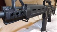 AR15 WITH MAGPUL & ATI ACCESSORIES AND STEEL BARREL 11595E