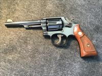 Smith & Wesson Model 10-5 (Pre-lock Model)