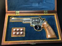 SMITH & WESSON MODEL 19-3 (NICKEL)