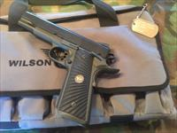 WILSON COMBAT TACTICAL SUPERGRADE IN .38 SUPER