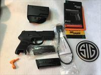 Sig Sauer P 320 Sub Compact 9MM