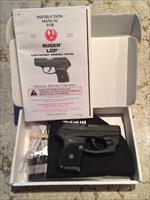 Ruger LCP with Laser Mark Sights