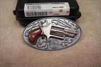NORTH AMER. ARMS  .22 LR WITH BELT BUCKLE