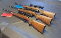 3 Kimber of Oregon Matching Serial Number 22 Rifles