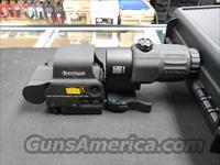 Eotech HHS II Sight Package W/Magnifier (NIB) Color: Black