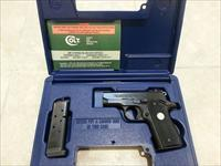 Colt Mustang Plus II .380 ACP (never fired)