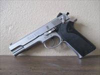 Smith and Wesson 4506 stainless.