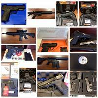 ** HUGE SALE ON ALL NEW & USED FIREARMS & AMMO IN STOCK! ** CHECK THE LIST