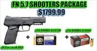FN Five seveN MKII Black Shooters Package