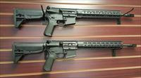 2 Sequentially Numbered Post Sample M4A1 Rifles