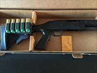 Brand New/Never Fired Mossberg Pursueder 500 Shotgun