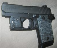 SigSauer P938 with Extras