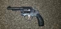 Smith and Wesson 32 Winchester revolver