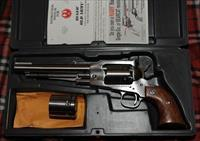 Beautiful Ruger Old Army never fired cond w/ Konverter