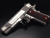 COLT 1911 COMBAT COMMANDER MODEL 04012XSE 45ACP STAINLESS