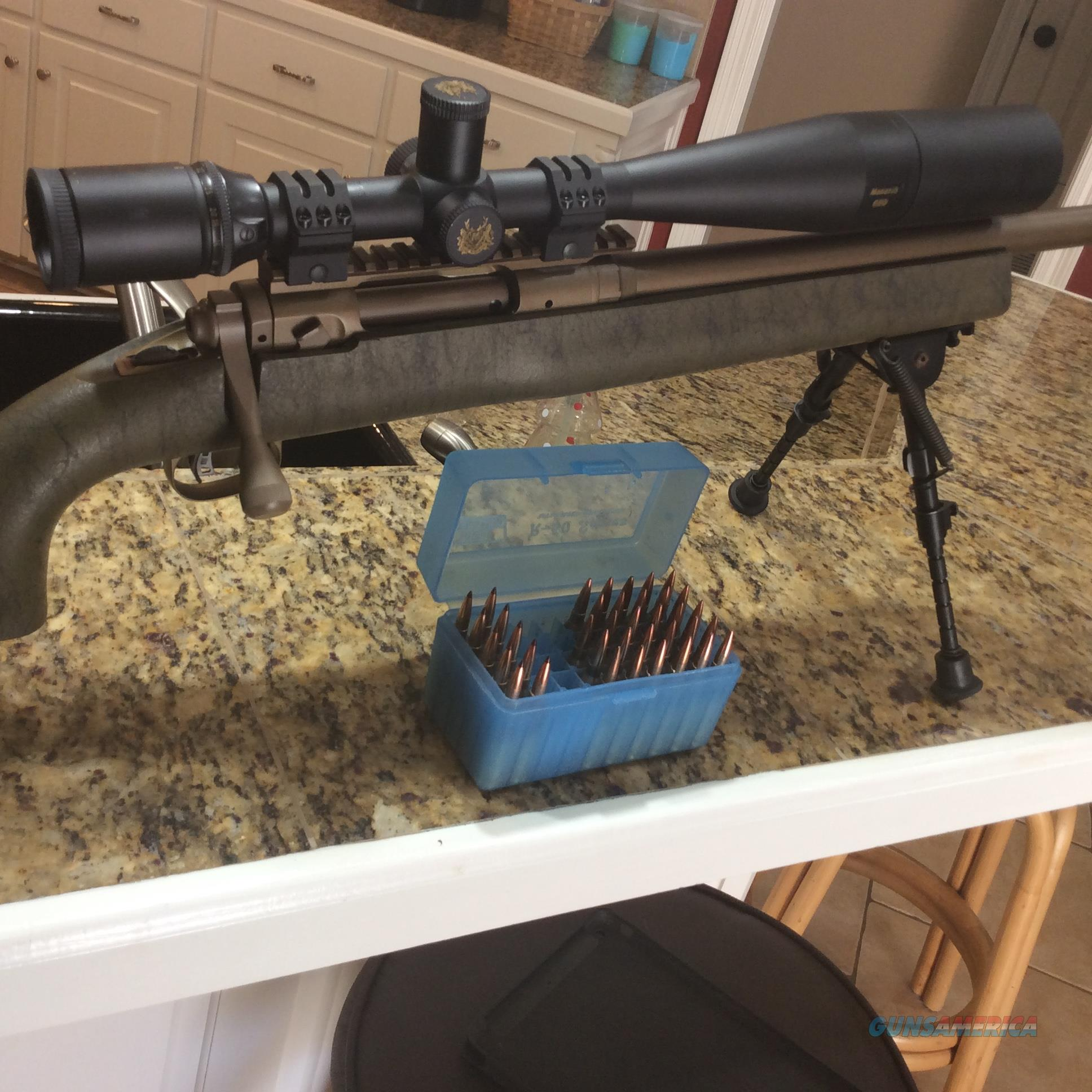 Custom 260 rem built on Savage mod 12 LRP ( not single shot ) action