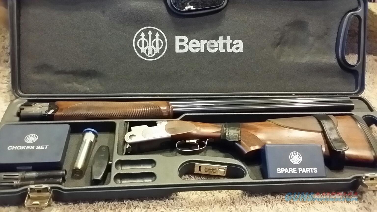 Beretta 682 Gold E 12 Gauge W 30 Barrel Guns Shotguns