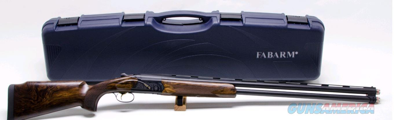 Beautiful! Fabarm AXIS RS 12 Gauge Over/Under Sporting Shotgun 32 Inch  Barrels