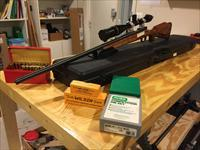 .308 Bench Rest Remington 700VS with Leupold BR 24x scope and loading dies