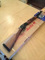 "MARLIN 45-70 GOVT. GUIDE GUN 18"" BARREL WALNUT/BLUE"