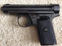 J.P. Sauer and Sohn Model 1913 Pistol ***LOW SERIAL***,  WWII Trophy