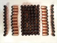 200 remington 38 cal 357 180 SJHP bullets maximum