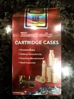 50 new Hornady 220 swift brass cases 8615