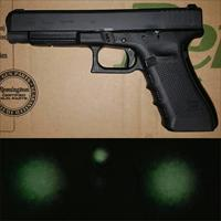 Glock 35 Gen4 night sights and XS Express night sights,