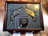 Ultra Rare ONE of ONE Colt Cobra Consecutive Set Malcolm Customs 24 Gold BSTS