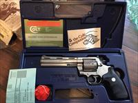 Colt Anaconda .45 LC  factory serialized box complete package not python king cobra boa