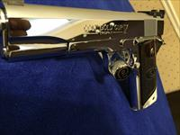 Colt Gold Cup Trophy Bright Stainless Mirrored .45