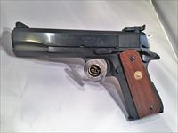 RARE Colt Series 70 1911 9mm blued rare caliber in this model VERY NICE CONDITION