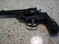 SMITH AND WESSON 38 CAL TOP BREAK