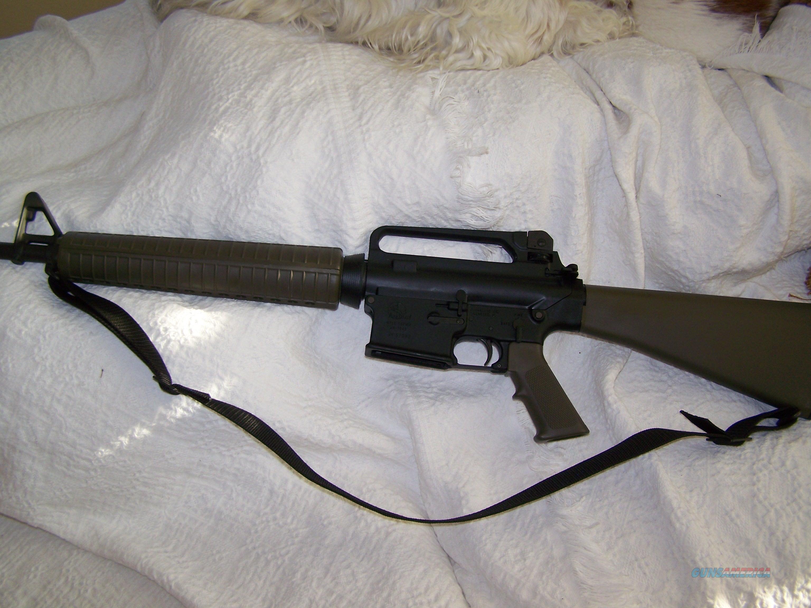 ARMALITE AR 10 A2 PREBAN RIFLE