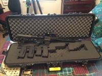 AR15 with Strikefire II red dot, hard case and upgrades, SHIPPING INCLUDED