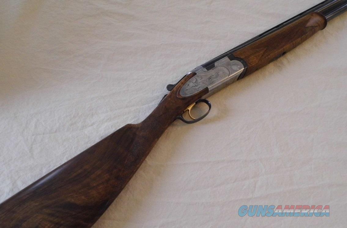 Beretta 687 EELL Diamond Pigeon 12ga Guns > Shotguns > Beretta Shotguns >  O/U