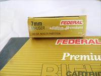 Federal Prmium 7 mm Rem. Mag. 150 Grain, Ballistic Tip, Two Boxes minus one round, 39 rounds total