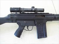 HK 91 Federal Arms. with Kahles Scope 1.1  to 4