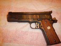 Colt 45 1911 MKIV Series 70 Gold Cup Match