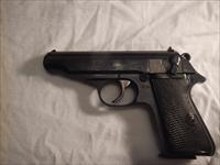 Rare WALTHER PPK - Made at Wather Plant in Germany