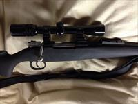 96 Swedish Mauser 6.5x55 sporterized 24 inch barrel, synthetic stock Very Nice