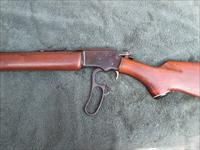Marlin Lever Action 39-A Golden Trigger .22 cal rifle